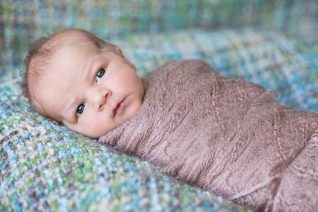 Pueblo Newborn Photographer K.D. Elise Photography's image of ten day old baby boy
