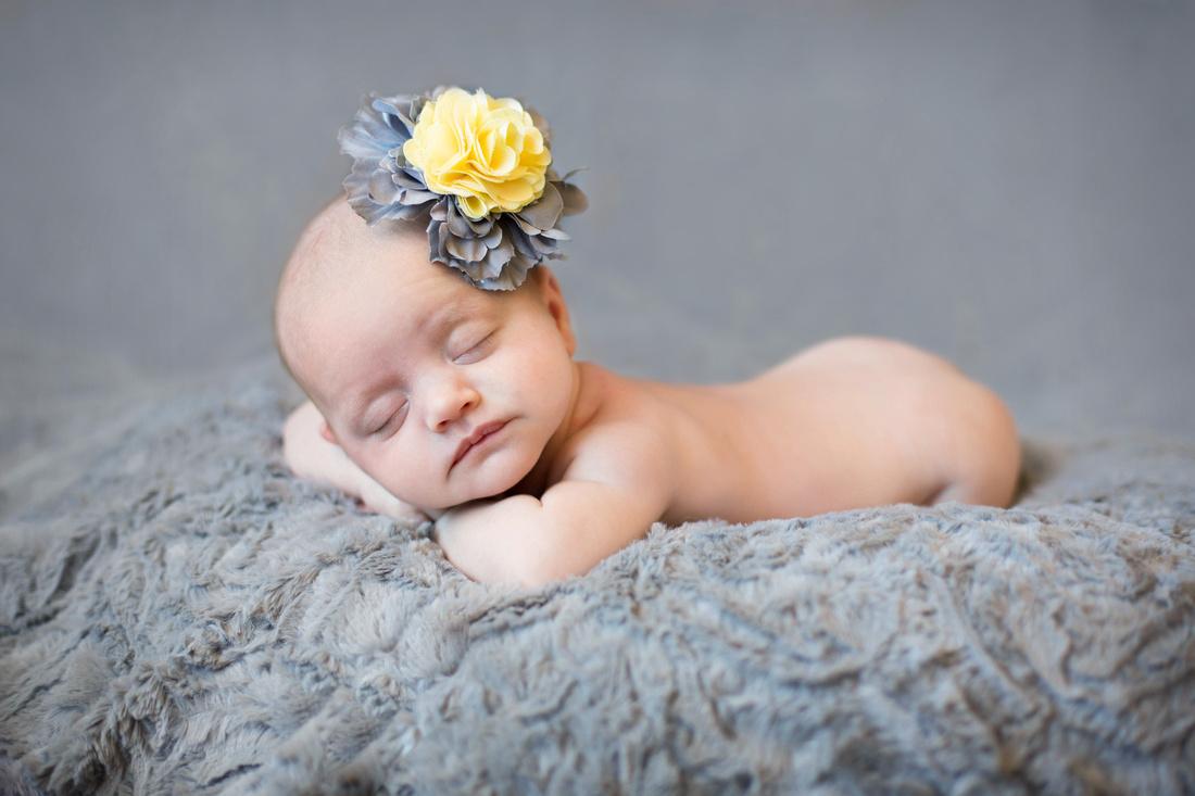 Pueblo Newborn Photographer baby girl MaKayla by K.D. Elise Photography