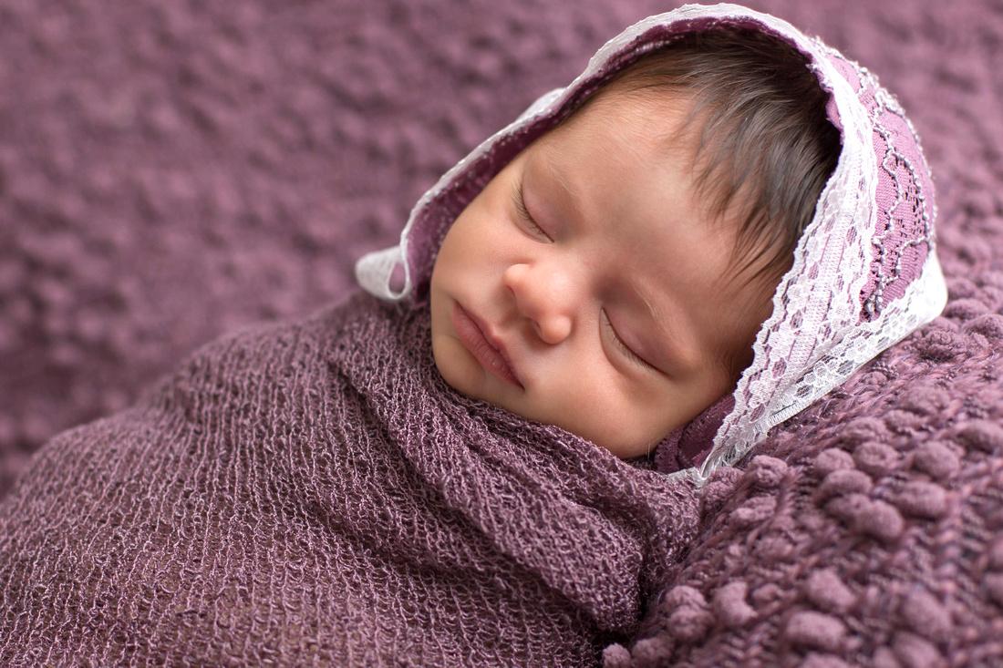 Newborn photography by Pueblo photographer K.D. Elise Photography.